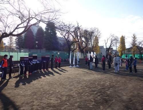 ファミリーソフトボール教室にボランティアとして参加しました